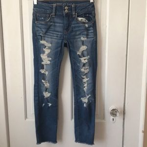Skinny American Eagle Outfitters jeans